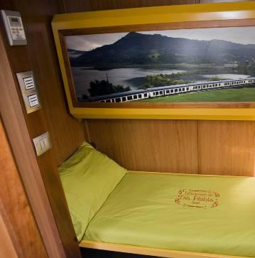 Room La Robla Train